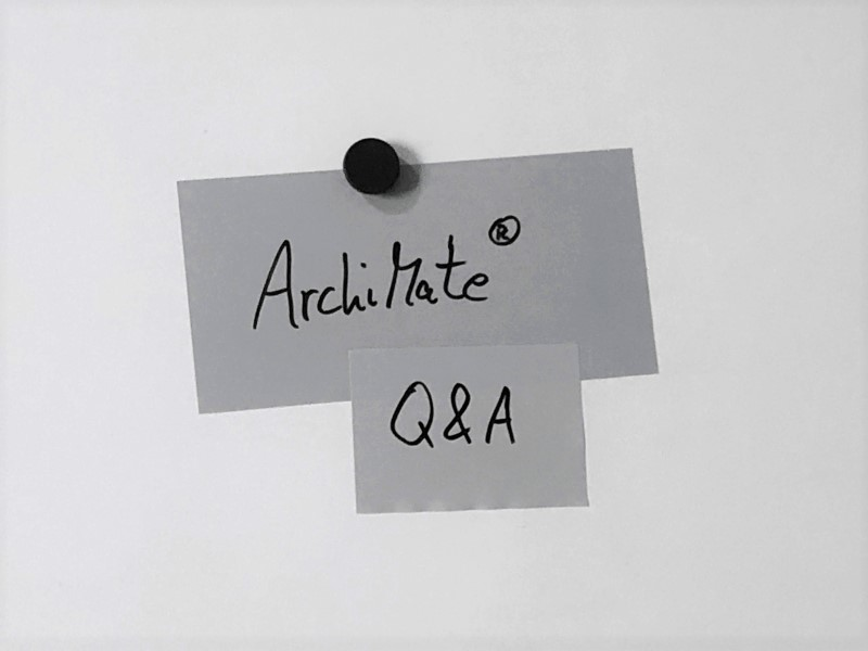 ArchiMate® Questions & Answers